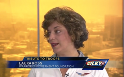 Warrior Empowerment Featured on WLKY